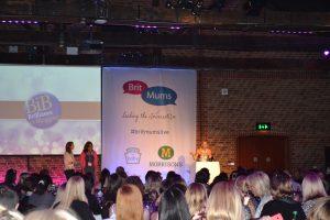 Friday night awards with Katy Hill