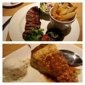 beefeater dinner pics