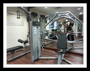 weights equip